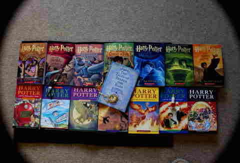 Cogill: Harry Potter Fans Will Love