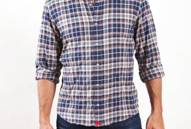 UNTUCKit's Loire Valley Button-Down