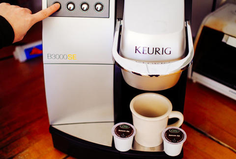 Keurig and Anheuser-Busch team up to build in-home booze brewer
