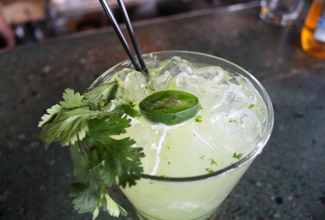 The Fuego Verde at Lola