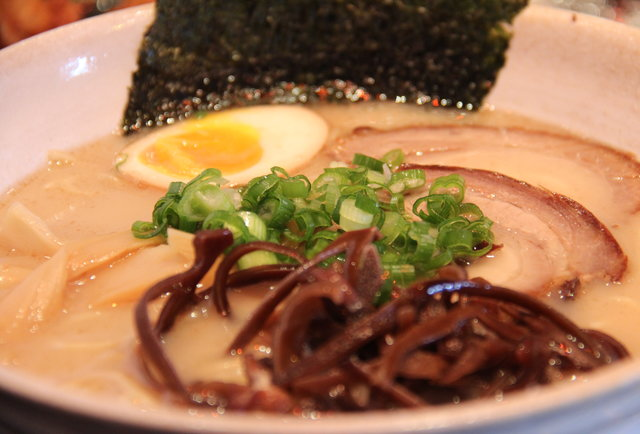 Downtown's newest noodle-soup spot, by way of Japan