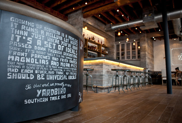 Yardbird Southern Table & Bar