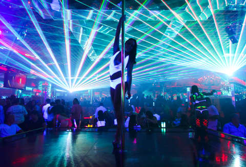 Best Strip Clubs In Las Vegas With Photos Thrillist