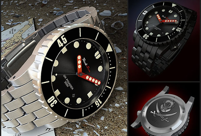 Red Sea Watches