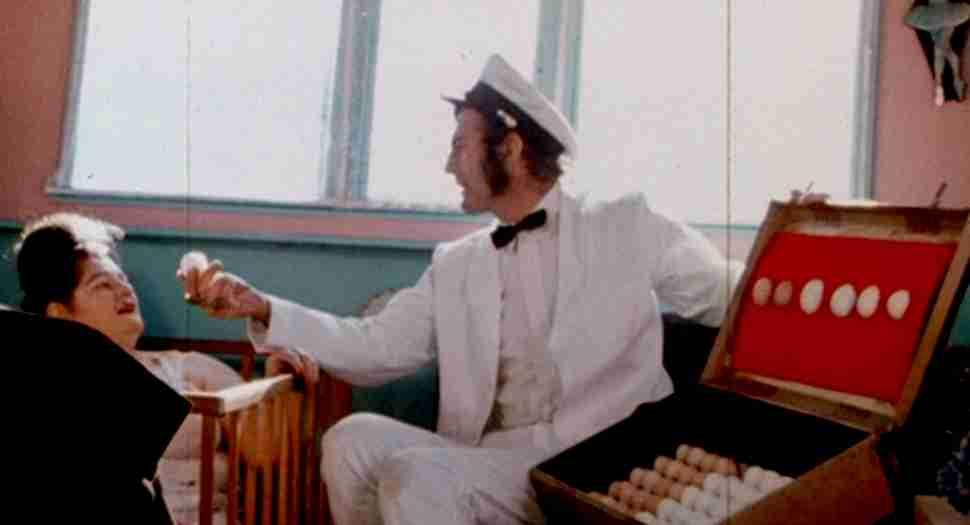 the eggman's egg box