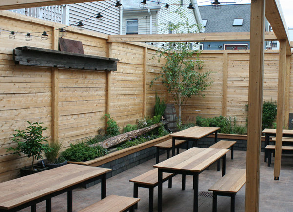 Atwood's New Patio