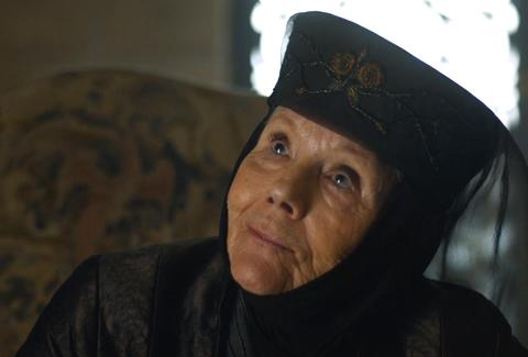 Olenna Tyrell Just Proved She's the True Queen of 'Game of Thrones'