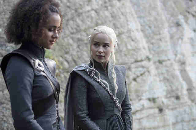 Game Of Thrones season 7 episode 5: new images arrive