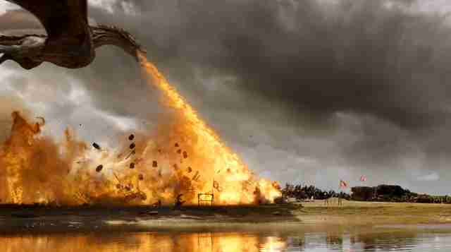 Daenerys Targaryen unleashes hell in 'The Spoils of War'