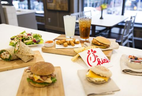 Chick-fil-A Expands Breakfast Menu With Hash Brown Scramble Bowl, Burrito