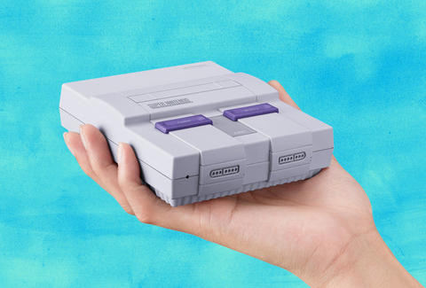 Nintendo Promises More Stock Of SNES Mini