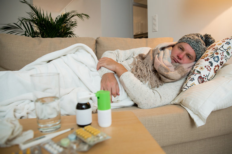 Doctors Say Man Flu a Real Thing - See, I Told You!