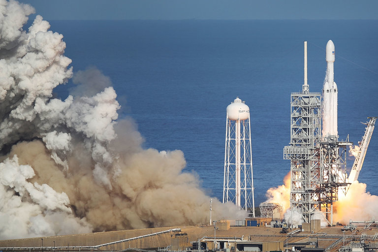 SpaceX launch is step one in a new American-dominated space race