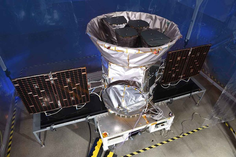 NASA's planet-hunter satellite launched on SpaceX rocket