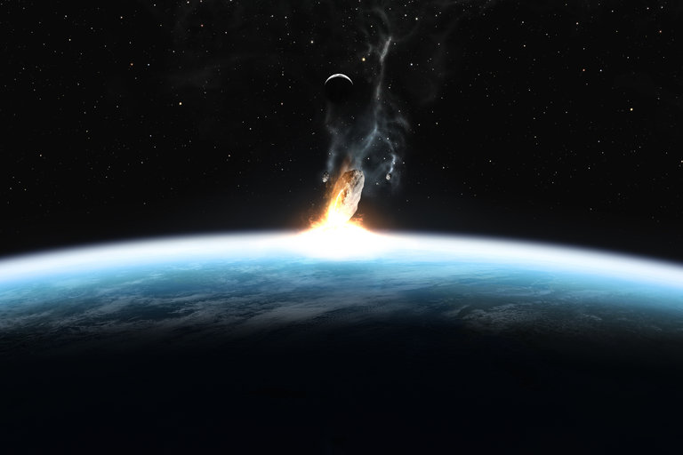 Bam! Cannon Experiment Shows How Asteroids Delivered Water to Earth