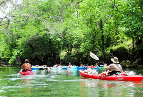 Best Rivers Float The Where Tubing And Drinking Thrillist