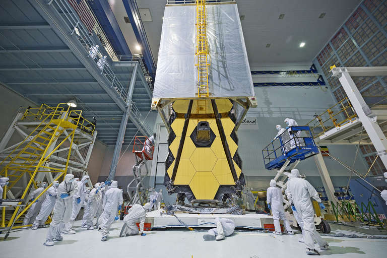 NASA postpones James Webb Space Telescope launch to 2021