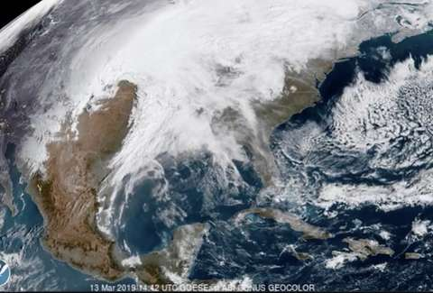 NOAA: 'Historic' blizzard unfolding in the Plains
