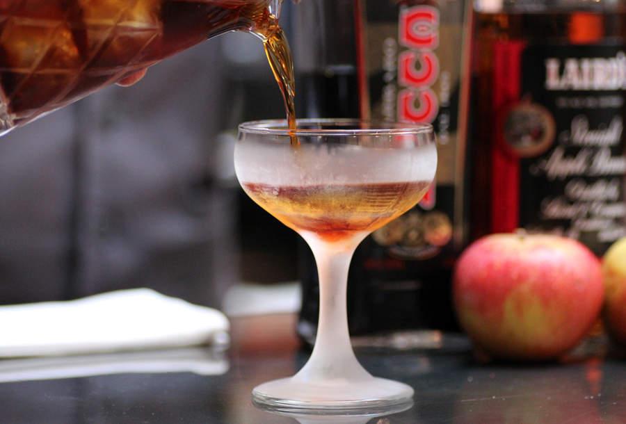 Backbar's Fall Menu - Drink - Thrillist Boston