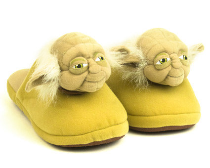 Awesome... Slippers?