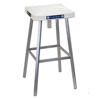 MLB Game-Used Base Stools