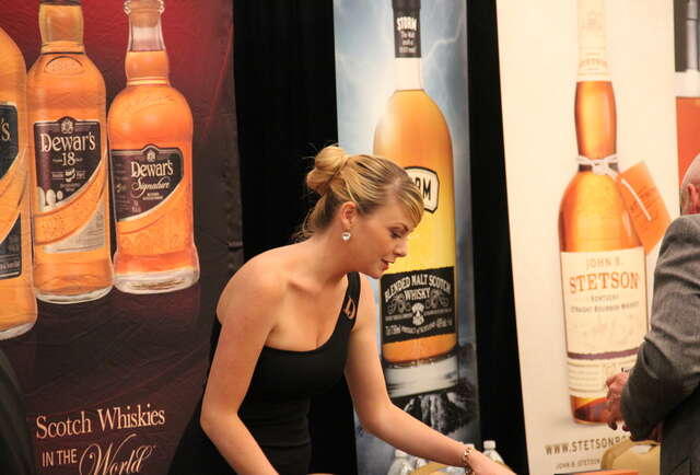 The Girls of WhiskyFest