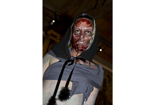The Zombie Fashion Show