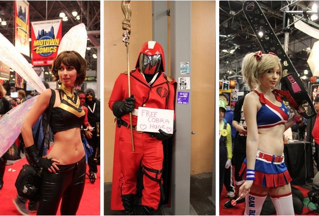 The Wonderful Weirdness of Comic Con
