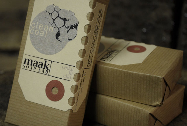 Maak Clean Coal Soap