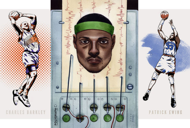 Quite possibly the best Canadian basketball artist ever