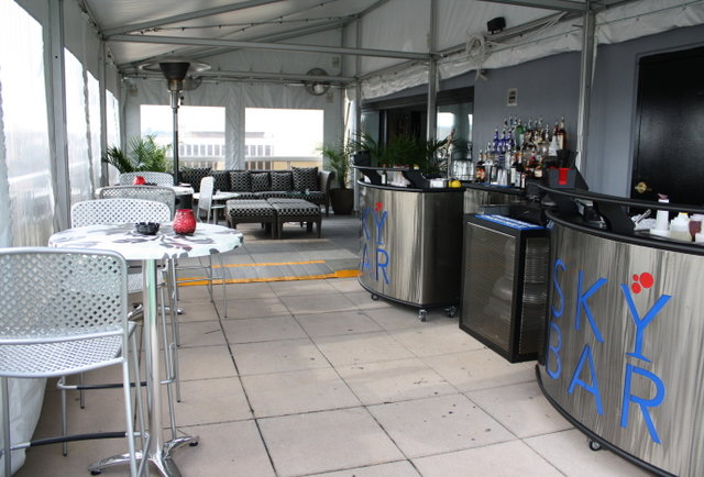 The New-Look Sky Bar