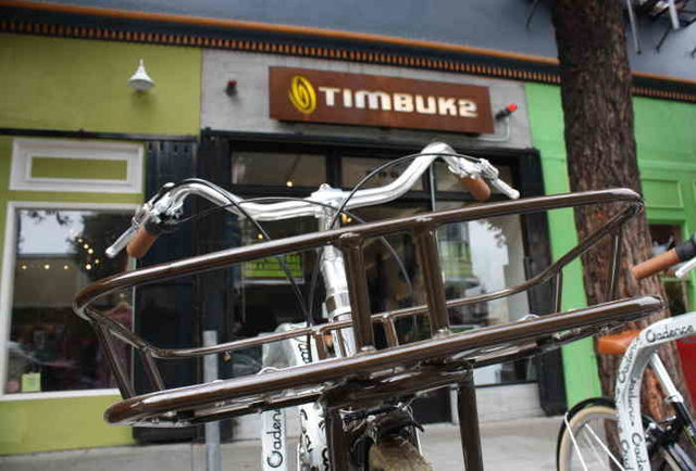 The Timbuk2 Bikeshare Program