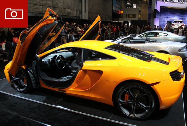 Highlights from the NY Auto Show