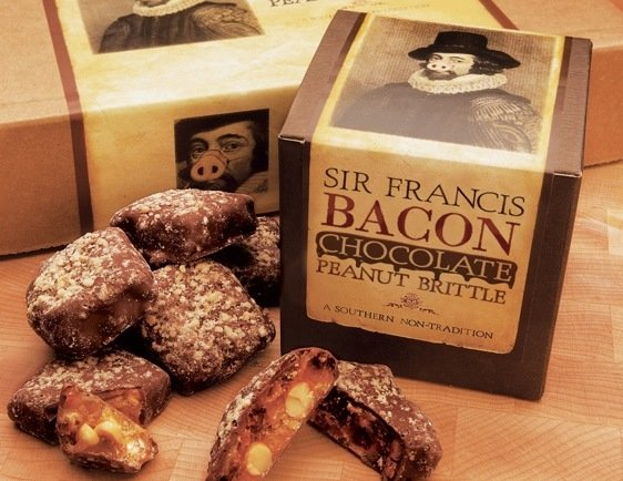 Sir Francis Bacon Peanut Brittle