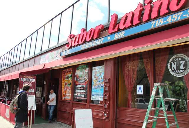 Junction Blvd - Sabor Latino