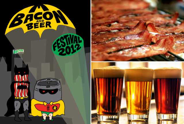 Boston Bacon & Beer Fest 2012