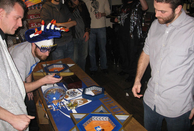 Major League Dreidel Tournament