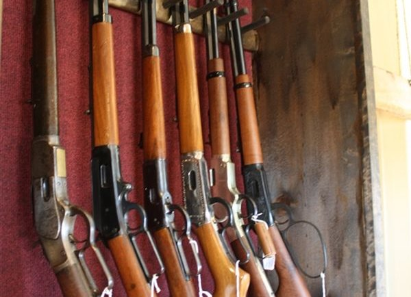 Storied Firearms