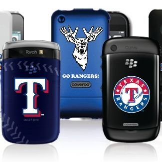 Rangers Cell Phone Cases