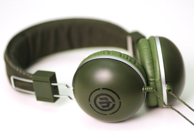 Wicked Evac Headphones