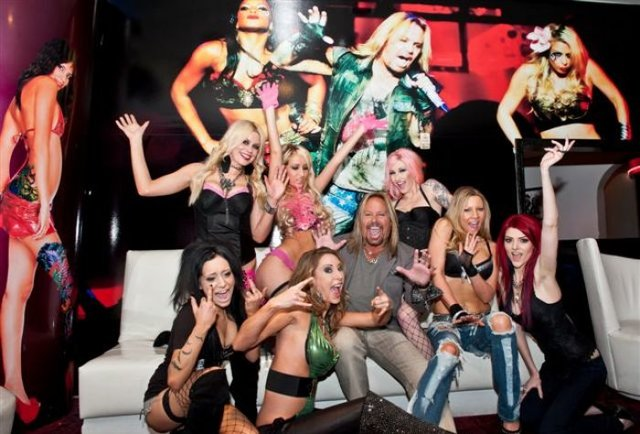 Vince Neil's Girls, Girls, Girls