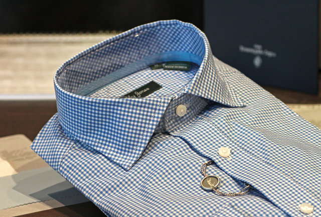 Bobby Jones Gingham Shirt