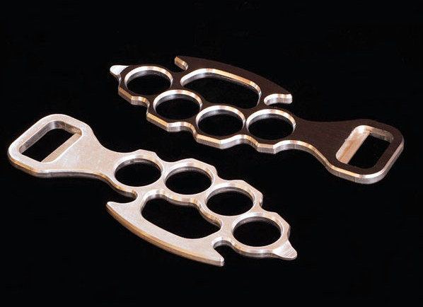 Knuckle Duster Bottle Opener