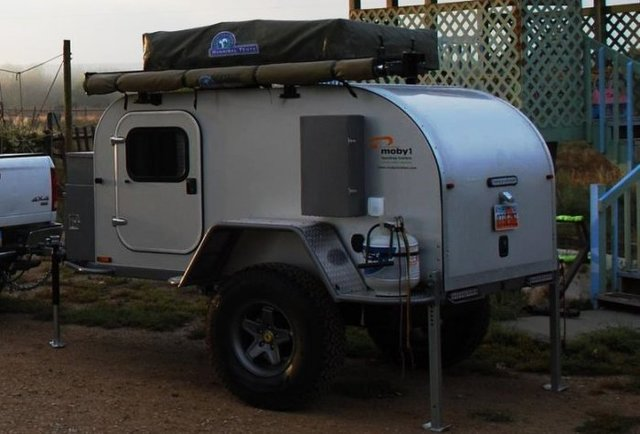 Moby 1 Expedition Trailers
