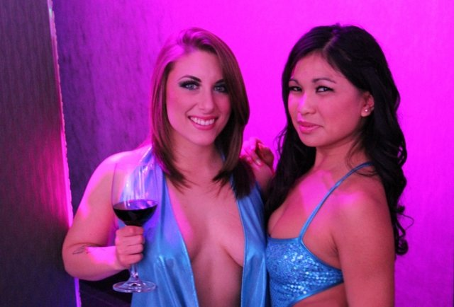 The Thrillist Interview: Girls of The Penthouse Club