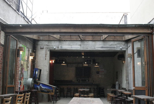 BK brothers open up Park Slope beer garden
