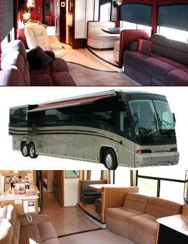 Luxury Motor Coach Charters
