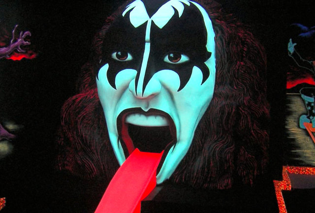 KISS Monster Mini Golf