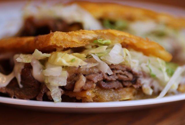Puerto Rican sandwich