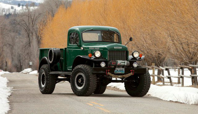 Legacy Power Wagons